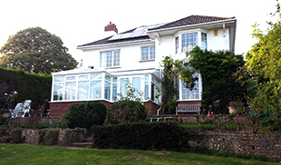 Exmouth Conservatory installer